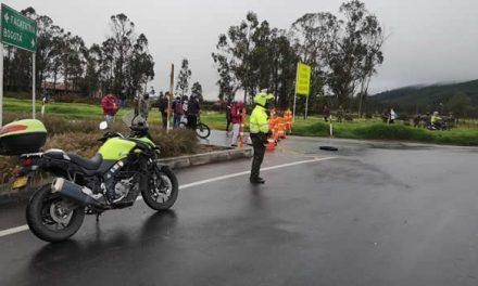 Autoridades dicen que garantizan movilidad en vías de Cundinamarca