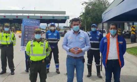 En vías de Cundinamarca se instalaron 6 'puestos salvavidas' para motociclistas