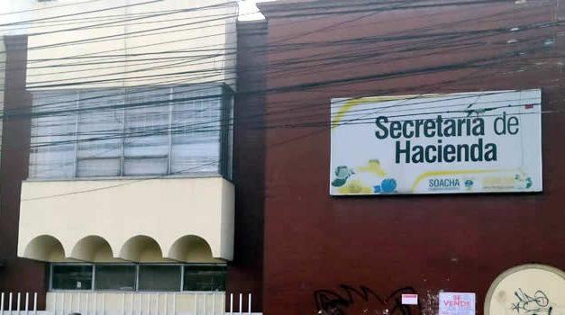 Fallece contratista de la Secretaría de Hacienda de Soacha y nadie reclama los saldos a favor