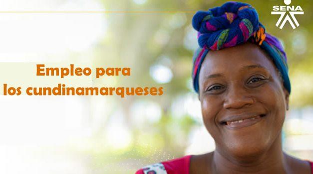 SENA ofrece 223 vacantes y talleres de orientación virtual en Cundinamarca