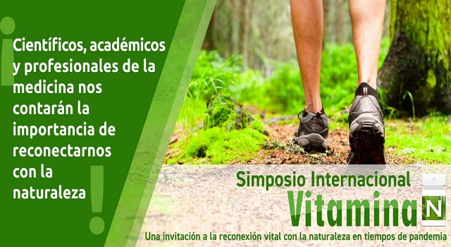 Jardín Botánico invita al Simposio Internacional 'Vitamina N'