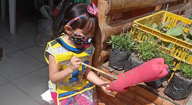 Tehati, más de 10 años protegiendo el medio ambiente en Soacha