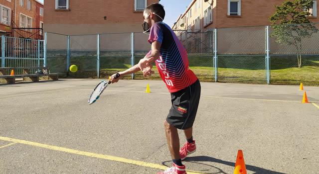 El tenis de campo como deporte de inclusión en Soacha