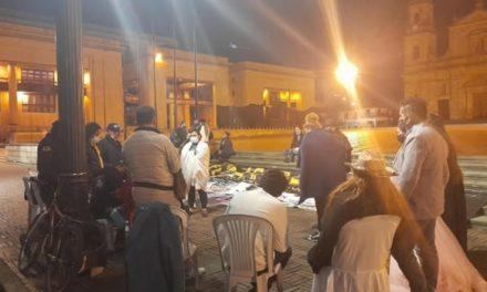 Siguen encadenados los empresarios de eventos y bares en Bogotá