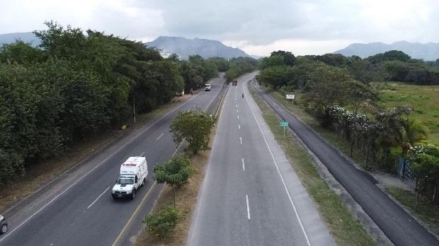 Tramo Girardot-Ibagué-Cajamarca tendrá cicloruta de 27,5 kilómetros