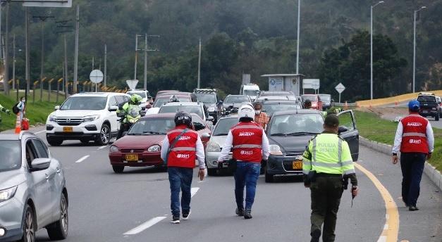 Se espera el ingreso de más de cien mil vehículos por la autopista sur
