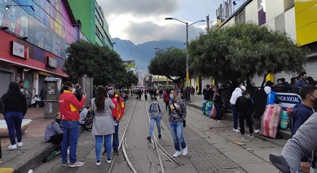 ¿Qué pasará con el 'Madrugón' de San Victorino en Bogotá?