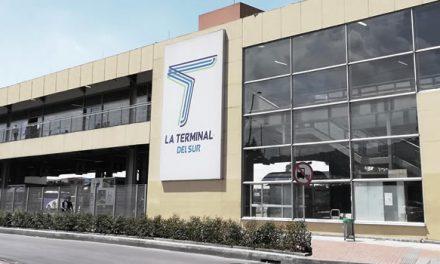 Cierran Terminal del Sur por cuarentena en Bogotá