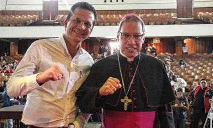 Alcaldía de Soacha lamentó fallecimiento de monseñor José Daniel Falla Robles