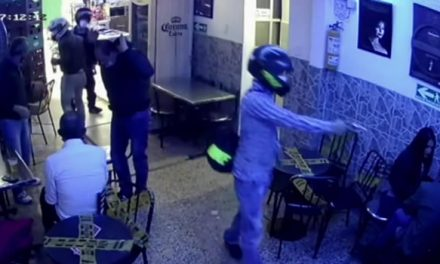 Delincuentes roban a clientes en Bogotá y luego piden perdón