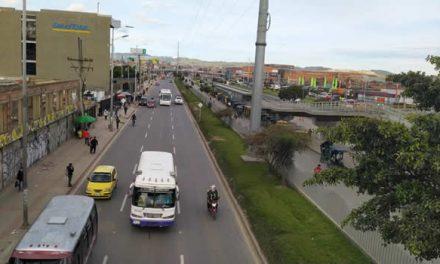 El atropello de algunos transportadores de Soacha con los usuarios