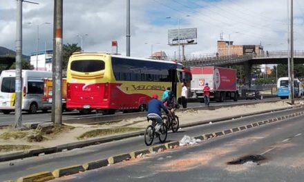 Conductores de Soacha denuncian amenazas e intimidaciones