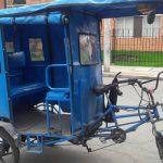 Murió bicitaxista en accidente con un alimentador en Bogotá