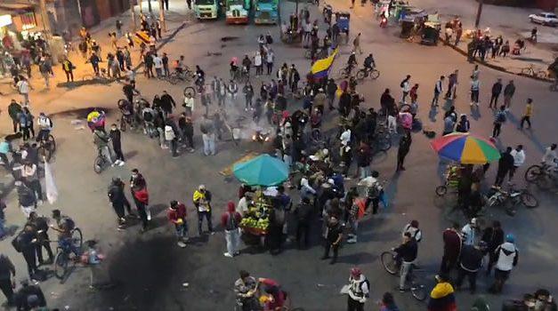 Se suspenden movilizaciones y bloqueos en Colombia