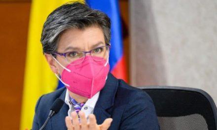 Claudia López prohíbe manifestaciones en portales de Suba y Las Américas