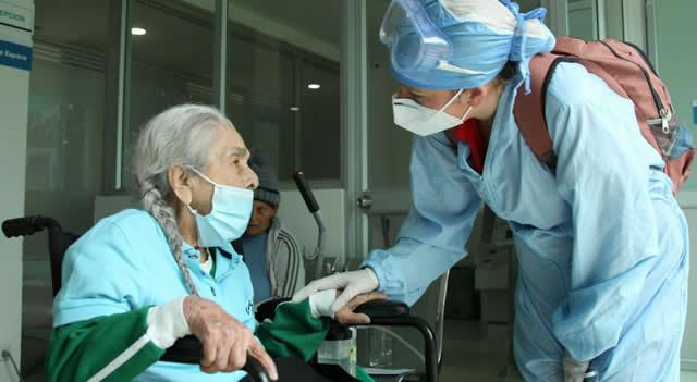 Convida garantiza dignidad y calidad de vida a pacientes mayores en vulnerabilidad y con discapacidad cognitiva