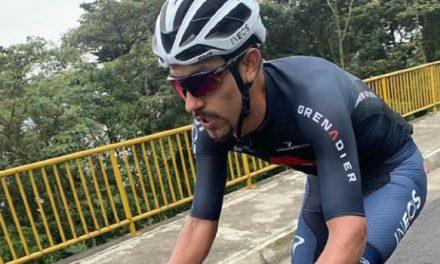 Daniel Martínez, el soachuno que correrá los Olímpicos de Tokio