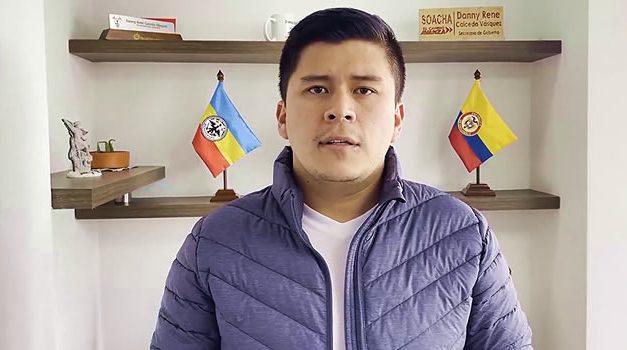 [VIDEO]  Alcaldía de Soacha entregó balance luego de 9 días de paro
