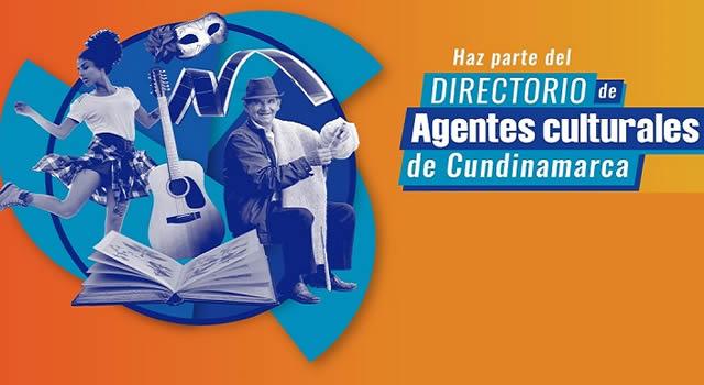 Cundinamarca creará el directorio de Agentes Culturales