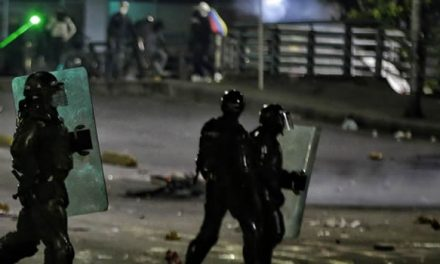 Bogotá reportó 20 lesionados durante protestas de ayer