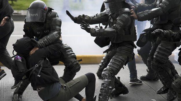 Lo que dijo Human Rights Watch sobre el abuso de la fuerza pública en Colombia
