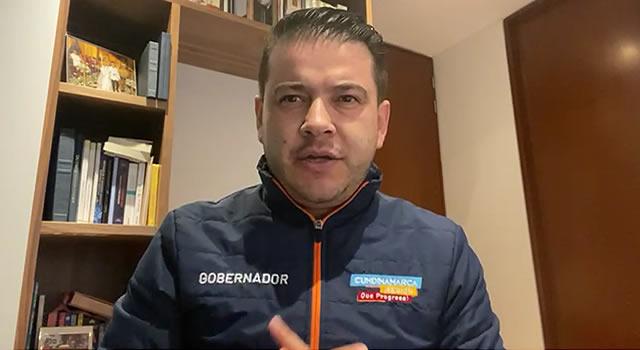 [VIDEO]  Gobernador rechaza acciones vandálicas en Facatativá y ordena intervención del Ejército