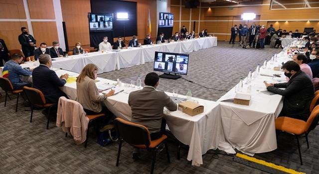 Este lunes 10 de mayo inician diálogos regionales liderados por gobernadores