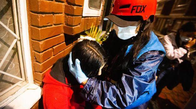 29 personas resultaron heridas en Bogotá luego de las protestas del día anterior