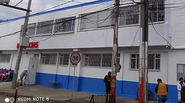 Seis heridos por manifestaciones fueron atendidos en hospital de Soacha