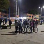Atracos en Soacha, delincuentes se camuflan en medio de las protestas