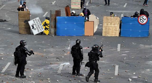 ONU pide fortalecer los diálogos en Cali para acabar hechos violentos