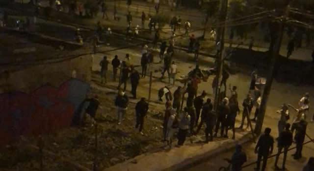 [VIDEO] Difícil situación de orden público en Soacha