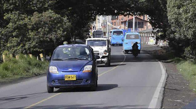 Se normaliza movilidad en Sibaté, vía de acceso sigue abierta