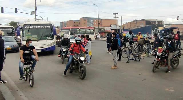El calvario de miles de soachunos para desplazarse a sus trabajos y regresar a casa