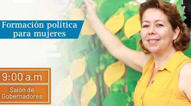 Mujeres de Soacha y Cundinamarca, a participar en el taller de formación política