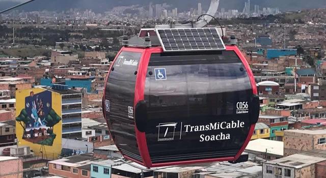 Cable aéreo para Soacha propone nuevo POT de Bogotá radicado ante la CAR