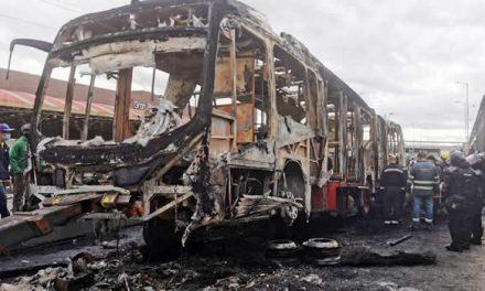 Operadores de Transmilenio y SITP denuncian trabas en las pólizas por buses destruidos