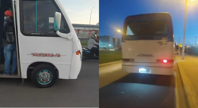 ¿Quién controla la tarifa interna del transporte en Soacha?