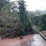 Hoy es el clima el que tapona las carreteras de Cundinamarca
