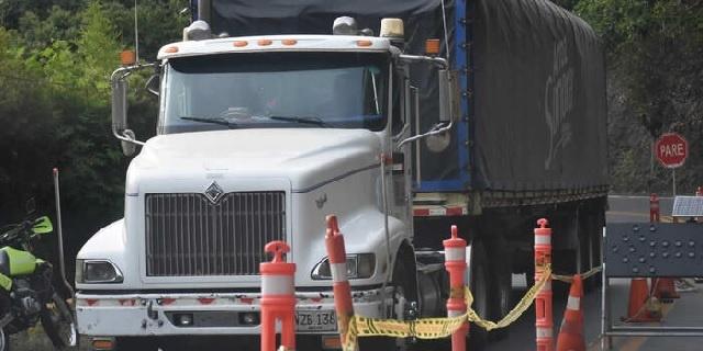 Abiertas 44 investigaciones a empresas de carga por cese de actividades
