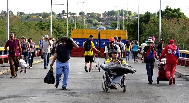 Venezuela y Colombia abrirán de manera progresiva la fronteras