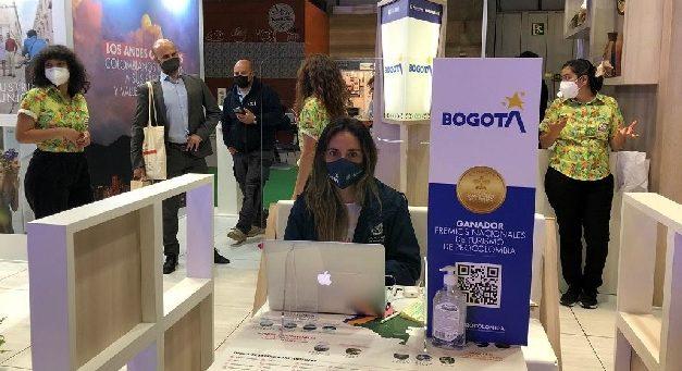 Bogotá estará presente en la Feria Internacional de Turismo FITUR 2021