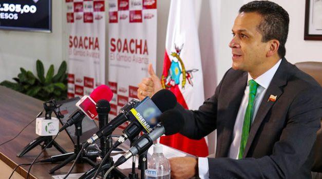 [VIDEO]  Soacha lanza el más ambicioso plan para recuperar vías e infraestructura deportiva
