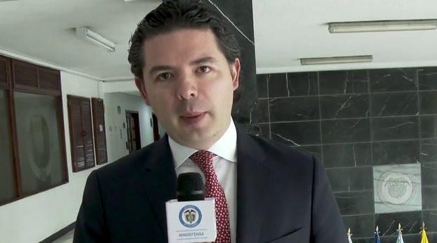 Ante renuncia del secretario de seguridad de Bogotá, nombran a Aníbal Fernández de Soto