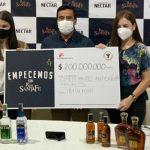 Ron Santafé y Aguardiente Néctar impulsan reactivación en Antioquia