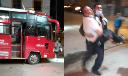 Hieren con arma de fuego a conductor en Soacha por atracarlo