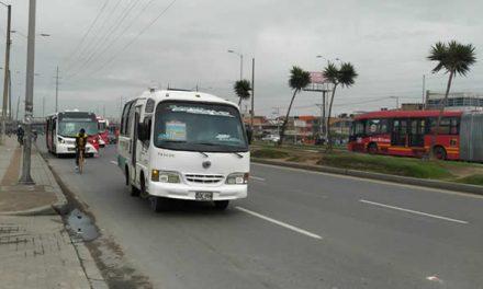Con buena movilidad por la autopista Sur amanece Soacha