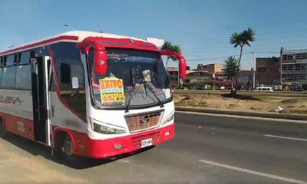 En Soacha se incrementa ola de atracos a usuarios del transporte público