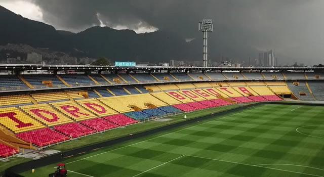 Ni caravanas ni público en la final del fútbol colombiano en Bogotá