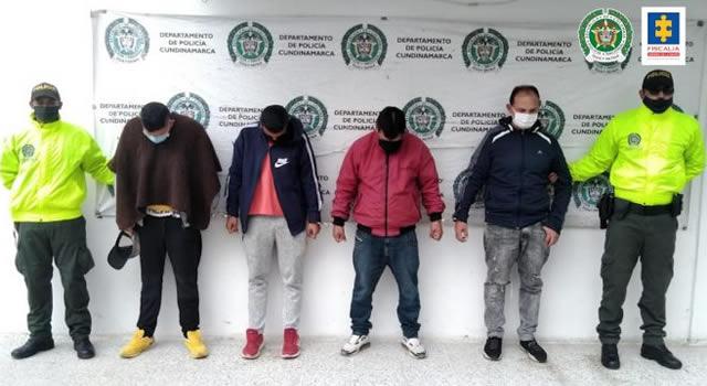 Cárcel para delincuentes que robaron $11 millones en taller de mecánica de Zipaquirá